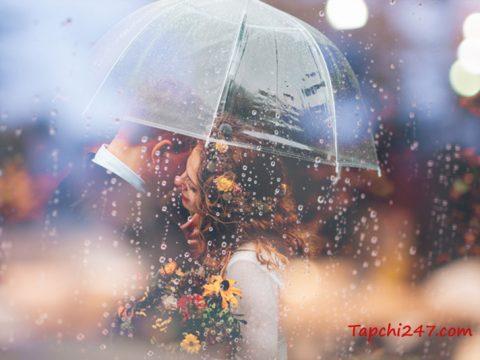 Kỹ thuật chụp ảnh mưa