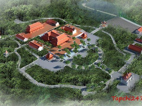 Kiến trúc chùa Vĩnh Nghiêm Bắc Giang