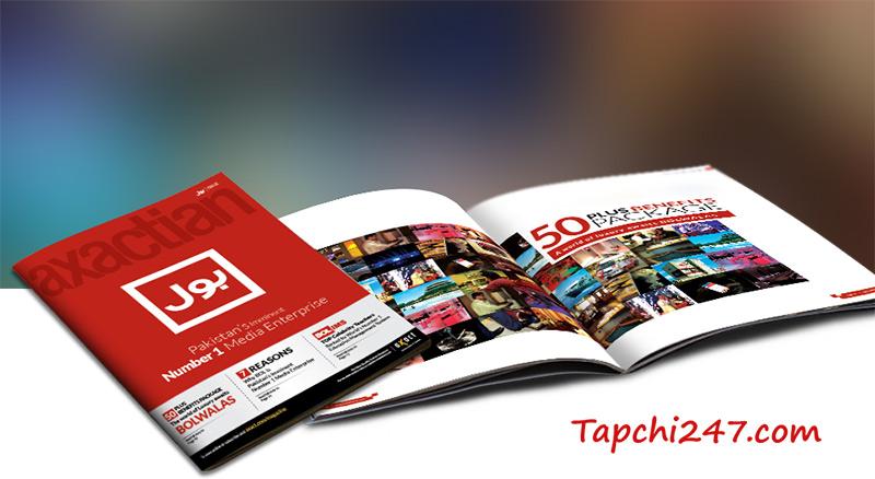Giới thiệu tạp chí đồ hoạ 247