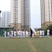 Lớp bóng đá dành cho trẻ em tại Hà Nội