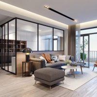 Thiết kế nội thất chung cư phù hợp với không gian