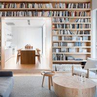 Thế nào là giá sách đẹp gỗ tự nhiên của nội thất Go Home