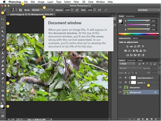 giao-dien-photoshop-cua-so-tai-lieu