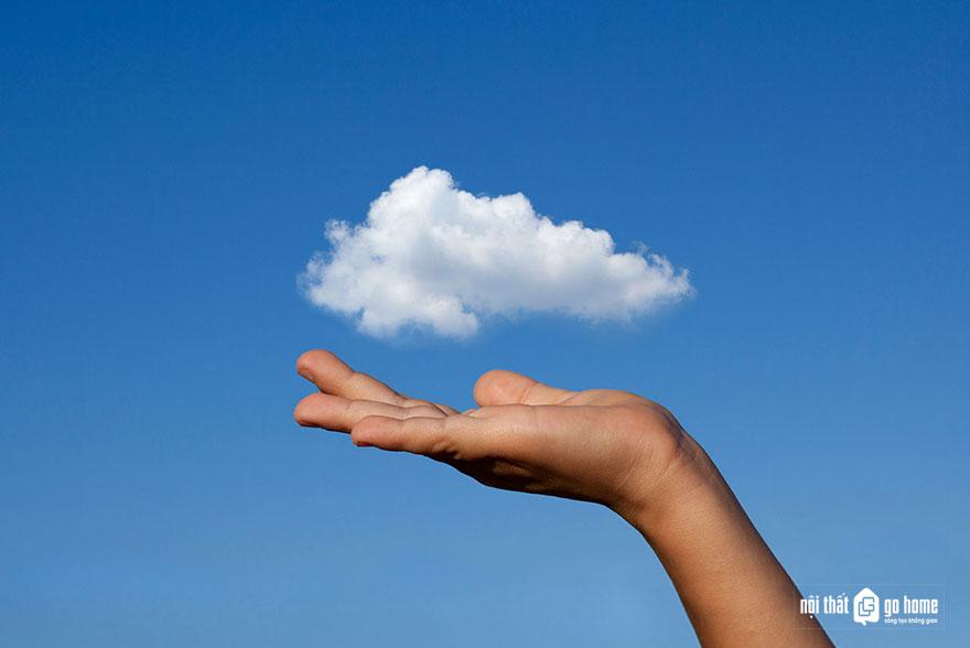 Đám mây vector 68