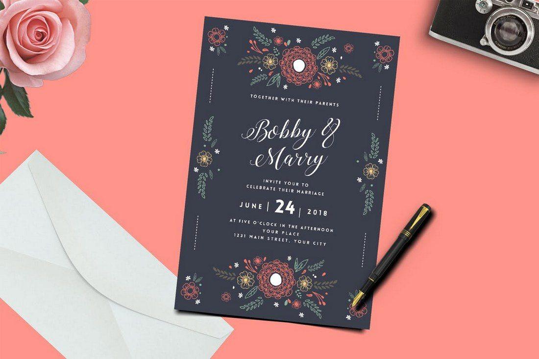 Những lưu ý để tự tay thiết kế Thiệp cưới đẹp và ấn tượng